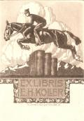 EXLIBRIS E.H. KOLLER (odkaz v elektronickém katalogu)