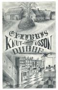 EXLIBRIS KNUT N:SSON DUBBE (odkaz v elektronickém katalogu)