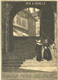 EX LIBRIS MARIA MEHLSCHMIDT (odkaz v elektronickém katalogu)