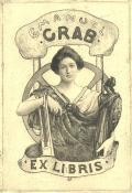 EMANUEL CRAB EX LIBRIS (odkaz v elektronickém katalogu)