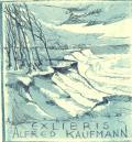 EXLIBRIS ALFRED KAUFMANN (odkaz v elektronickém katalogu)