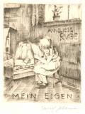ANNELIESE RUGE MEIN EIGEN (odkaz v elektronickém katalogu)