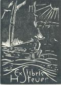 Ex libris H. Steuer (odkaz v elektronickém katalogu)