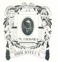 M. GRAS-VILA BIBLIOTECA (odkaz v elektronickém katalogu)
