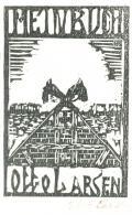 MEIN BUCH OTTO LARSEN (odkaz v elektronickém katalogu)