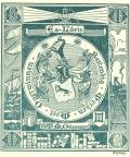 Ex-Libris B.W.M. Ottevanger (odkaz v elektronickém katalogu)
