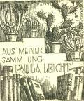 AUS MEINER SAMMLUNG PAULA LEICHT (odkaz v elektronickém katalogu)