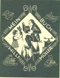 MEIN BUCH WILLI MÜLLER (odkaz v elektronickém katalogu)