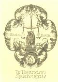 Mein Buch Dr. Theodor Spielvogel (odkaz v elektronickém katalogu)