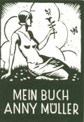 MEIN BUCH ANNY MÜLLER (odkaz v elektronickém katalogu)