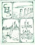 EX LIBRIS CARL HEINRICH SCHIEBE (odkaz v elektronickém katalogu)