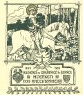 AUS DER BÜCHEREI ZU WALDFRIED b. AUSSEE HOEFKEN VON HATTINGSHEIM (odkaz v elektronickém katalogu)