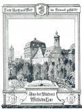 Aus der Bücherei Wilhelm Lenz (odkaz v elektronickém katalogu)