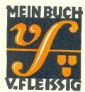 MEIN BUCH V. FLEISSIG (odkaz v elektronickém katalogu)