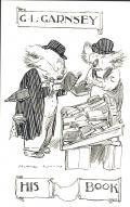 G.L. GARNSEY HIS BOOK (odkaz v elektronickém katalogu)