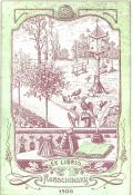 EX LIBRIS ROBSCHINSKIJ (odkaz v elektronickém katalogu)
