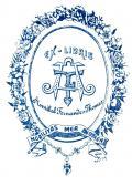 EX LIBRIS Annibal Fernandes Thomaz (odkaz v elektronickém katalogu)