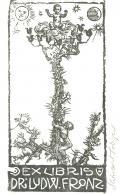 EX LIBRIS DR. LUDW. FRONZ (odkaz v elektronickém katalogu)