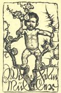 Exlibris Wilhelm Müller (odkaz v elektronickém katalogu)