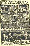 EX MUSICIS ALICE BIRNHOLZ (odkaz v elektronickém katalogu)