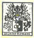 Dr. Josef Romani (odkaz v elektronickém katalogu)