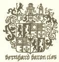 bernard baron cles (odkaz v elektronickém katalogu)