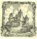 EX LIBRIS Theodor u. Marianne Pierus (odkaz v elektronickém katalogu)