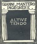 GIANNI MANTERO INGEGNERE (odkaz v elektronickém katalogu)