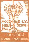 EX LIBRIS GIANNI MANTER (odkaz v elektronickém katalogu)