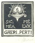 GHERI PERTI (odkaz v elektronickém katalogu)
