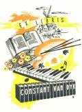 EX LIBRIS CONSTANT VAN DYK (odkaz v elektronickém katalogu)