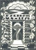 EXLIBRIS M.N.H.LEYS (odkaz v elektronickém katalogu)