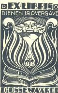 EX=LIBRIS D. OSSEWAARDE (odkaz v elektronickém katalogu)