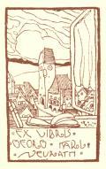 EX LIBRIS GEORG KARL NEURATH (odkaz v elektronickém katalogu)