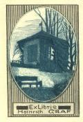 ExLibris Heinrich Graf (odkaz v elektronickém katalogu)