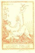 Ex Libris WILHELM MÜLLER (odkaz v elektronickém katalogu)