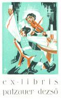 ex libris patzauer dezsö (odkaz v elektronickém katalogu)
