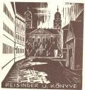 REISINGER J. KÖNYVE (odkaz v elektronickém katalogu)