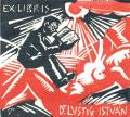 EX LIBRIS Dr. LUSTIG ISTVÁN (odkaz v elektronickém katalogu)