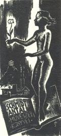 SCHMIDT ANTAL MÜVÉSZETI KÖNYVEI (odkaz v elektronickém katalogu)
