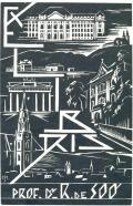 EX LIBRIS PROF.Dr.R.deS OÓ (odkaz v elektronickém katalogu)