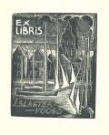 EX LIBRIS J. SLAGTER-VOOGD (odkaz v elektronickém katalogu)
