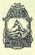 MEIN EIGEN WELSBERG (odkaz v elektronickém katalogu)
