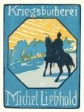 Kriegsbücherei Michel Liebhold (odkaz v elektronickém katalogu)