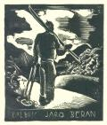EX LIBRIS JARO BERAN (odkaz v elektronickém katalogu)