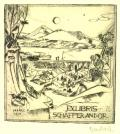 EXLIBRIS SCHÄFFER Andor (odkaz v elektronickém katalogu)