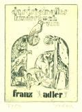 das ist ein altes kinderbuch von franz adler (odkaz v elektronickém katalogu)