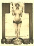EX LIBRIS FRITZ LIPSIUS (odkaz v elektronickém katalogu)