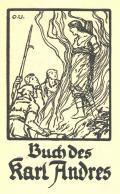 Buch des Karl Andres (odkaz v elektronickém katalogu)