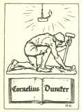 Cornelius Duncker (odkaz v elektronickém katalogu)